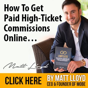 limitless Book Free Offer Matt lloyd