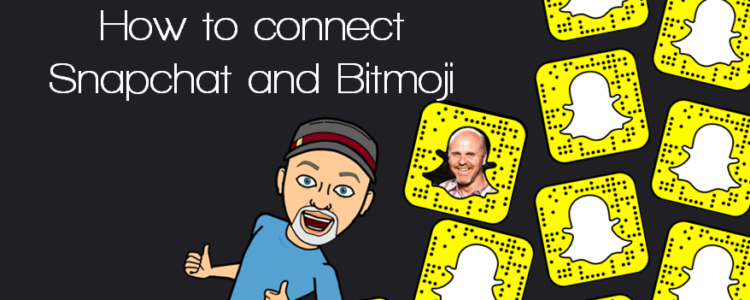 how-to-connect-snapchat-and-bitmoji